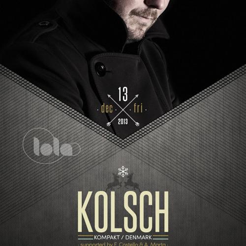 KÖLSCH @ Lola Club Shanghai