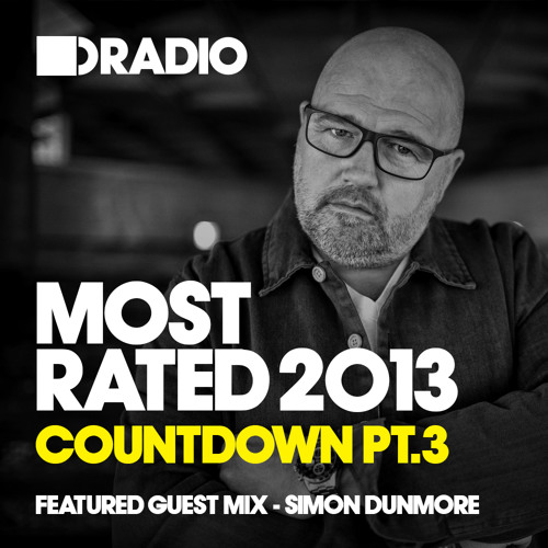 Defected In The House Radio - Most Rated Countdown Pt 3 - 23.12.13 - Guest Mix Simon Dunmore