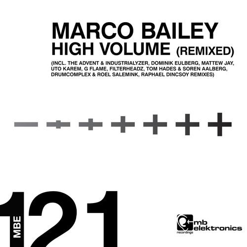 Marco Bailey - The Falcon (The Advent & Industrialyzer Remix) [MB Elektronics]