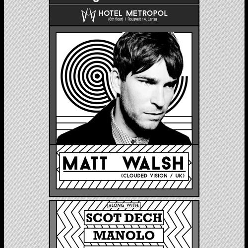 Matt Walsh @ It's Raw, Larissa, Greece, 22.12.13