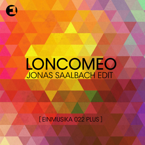 Jonas Saalbach - Loncomeo Edit (FREE DOWNLOAD)