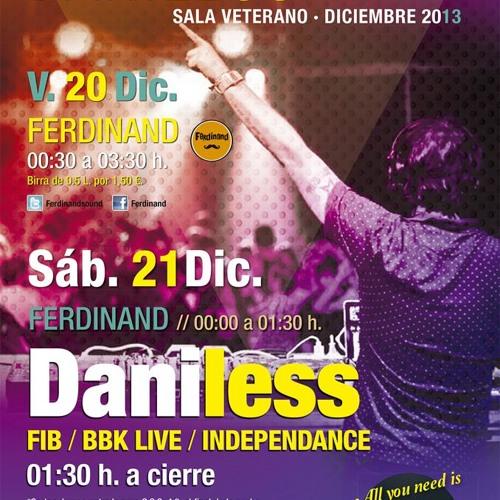 """Daniless Party"" en  Sala Veterano by Ferdinand"