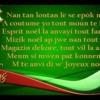« L'esprit de Noël » parmi les chansons immortelles de Noël de la musique haïtienne