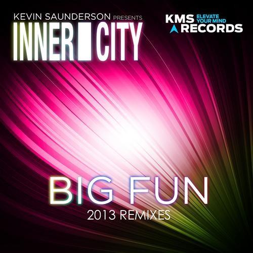 Inner City - Big Fun (DJ PP & Jerome Robins Mix) - KMS RECORDS
