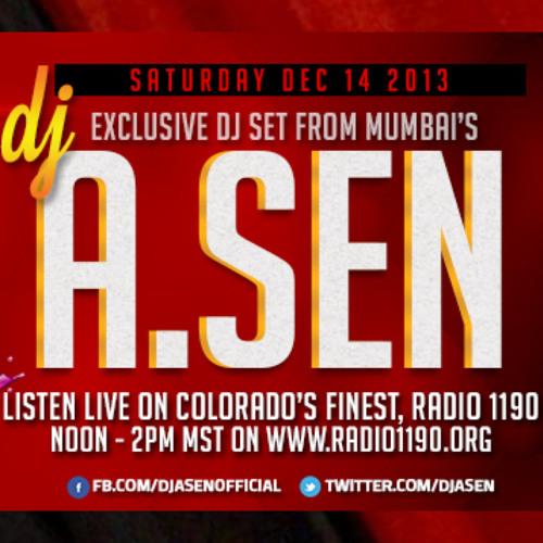 BeatsFromTheEast Dec 14th Show Ft DJ ASen