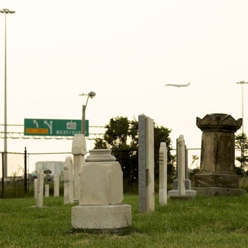 Move a Grave? Over My Dead Body.