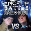Harry Potter vs Percy Jackson. Epic Rap Battle Parodies 8