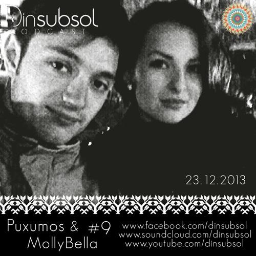 Dinsubsol Podcast #9 Puxumos & MollyBella (23.12.2013)