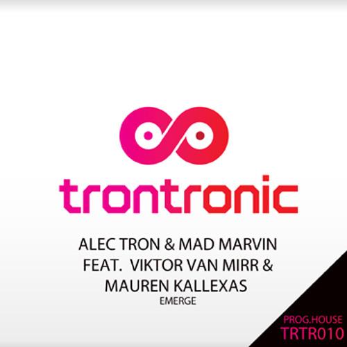 Free DL : Alec Tron & Mad Marvin Feat. Viktor Van Mirr & Mauren Kallexas - Emerge (Original Mix)