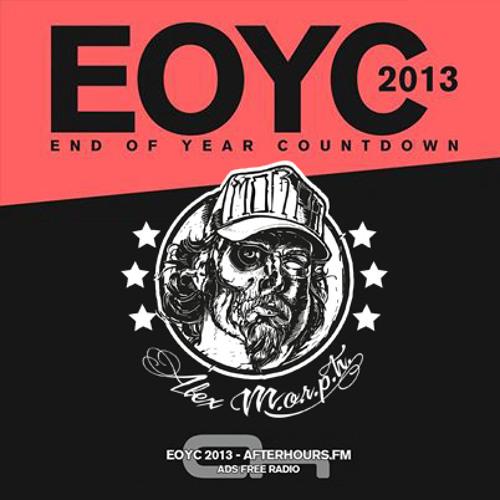 Alex M.O.R.P.H. - Afterhours.fm EOYC 2013