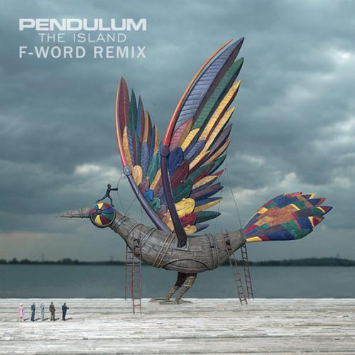 Pendulum - The Island (F-Word 'Work That Bass' Remix) [X-MAS Special]