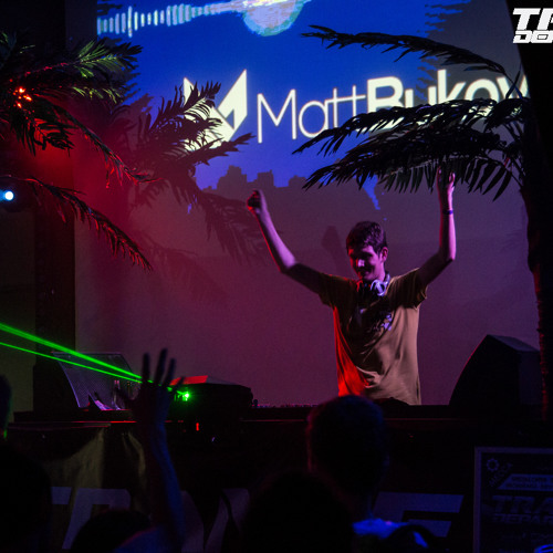 Matt Bukovski live @ Trance Department - Mecca Club Prague (14-12-2013)