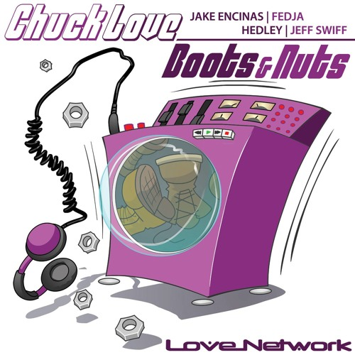 Chuck Love - Boots n Nuts (Fedja's Stripped Dub) [Love Network] // OUT NOW!!!