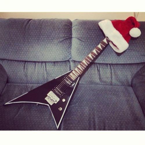 "Amner Hunter Message & ""We Wish You A Merry Christmas"" (Metal Version)"