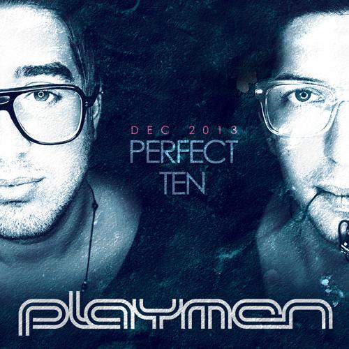PLAYMEN - PERFECT TEN - DEC 2013