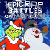 The Grinch vs Frosty the Snowman. Epic Rap Battles of Cartoons 26