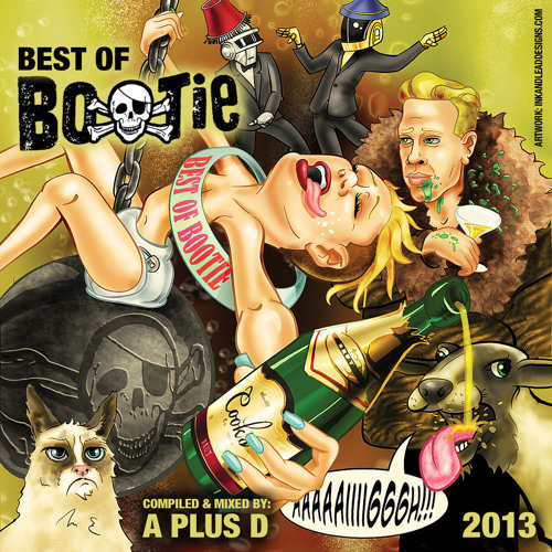 Best Of Bootie 2013 (Full Mix)