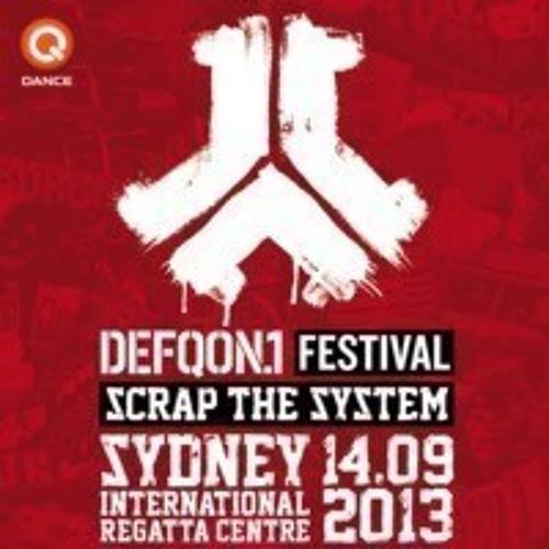 Defqon.1 Australia   RED   Dillytek