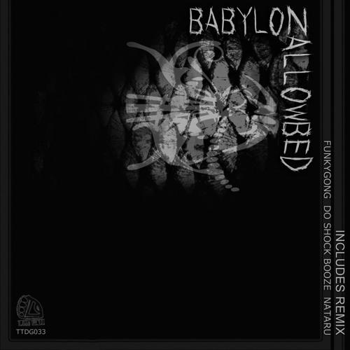 """NALLOWBED """"BABYLON EP"""" TTDG33"""