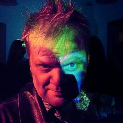Pope Head [The secret Life of Francis Bacon] live performance with  Garry Roost and Fireflies