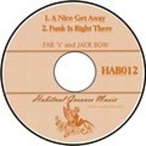"HAB012 Fab 'V' & Jack Bow  ""A Nice Get Away"""