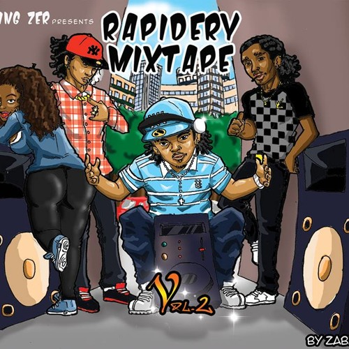 RaPiDeRy Mixtape Vol.2 2014 (Raw)