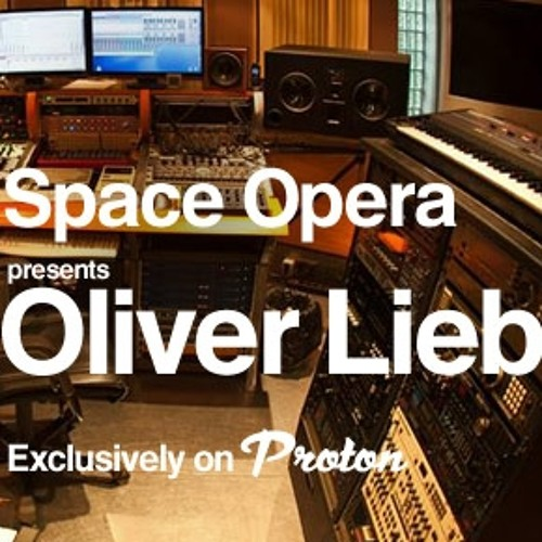 Free DJ set: Oliver Lieb Podcast December 2013 for Proton Radio