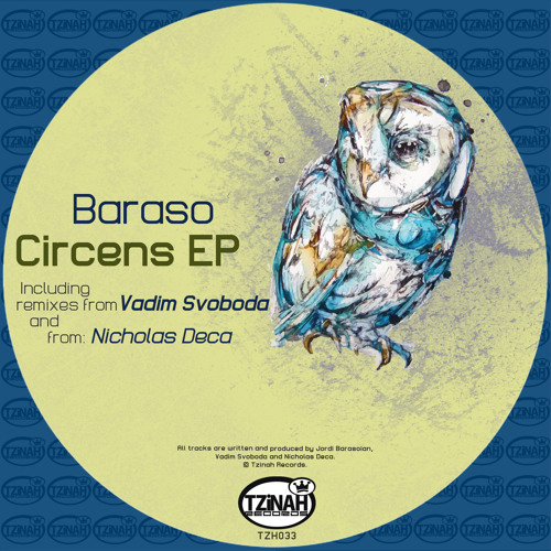 Baraso - Handle With Care (Original Mix) Preview