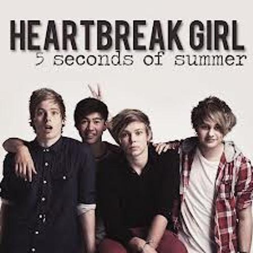 5SOS-Heartbreak Girl