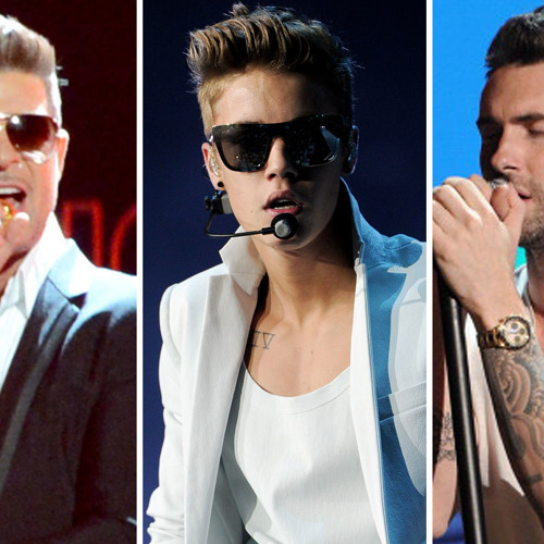 Direct from Hollywood: Who Was The Most Searched Male of 2013?