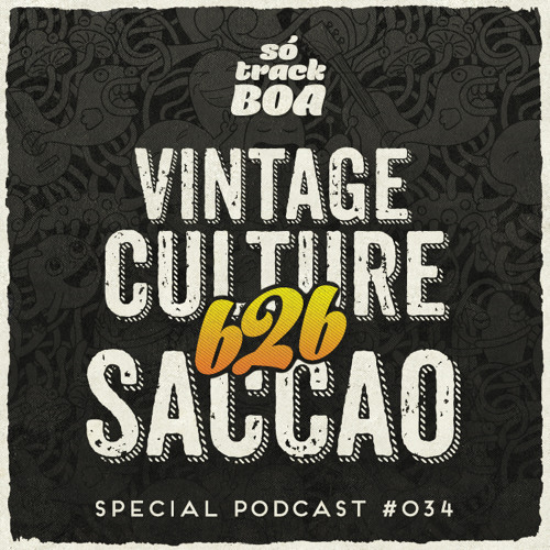 Vintage Culture Vs. Saccao - SOTRACKBOA @ Special Christmas Podcast # 034