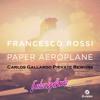 Paper Aeroplane (Carlos Gallardo Private Re