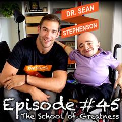 Sean Stephenson: How To Leave People Breathless