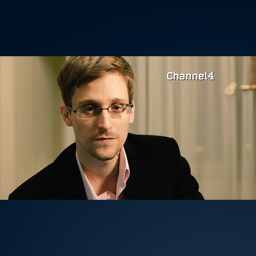 Edward Snowden releases Christmas message