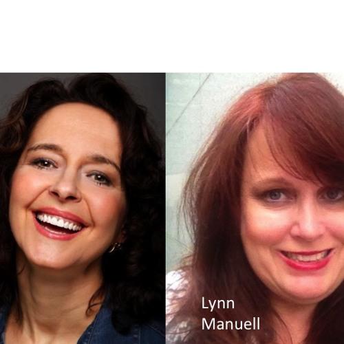 2013-12-10 Ingrid Saxon and Lynn Manuell
