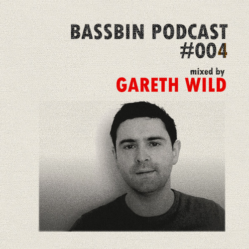 Bassbin Podcast 004 - Gareth Wild