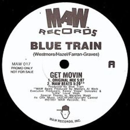 Blue Train - Get Movin (Lello Russo Re_Work)