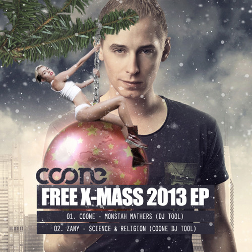 Coone - Monstah Mathers (DJ Tool) (FREE DOWNLOAD)
