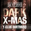 GO!DIVA - Merry Dark X-Mas, recorded at Dark X-mas, Y-Club, Dortmund, 24-12-2013