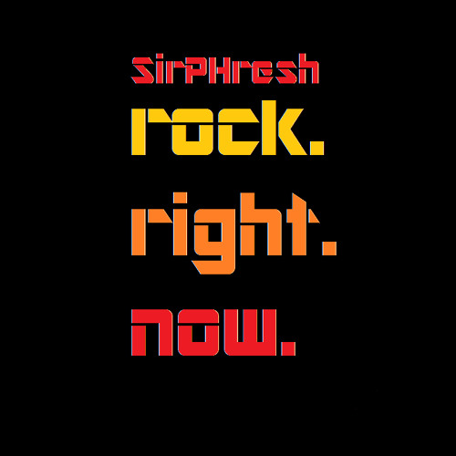 ROCK.RIGHT.NOW. [Solo Mix]
