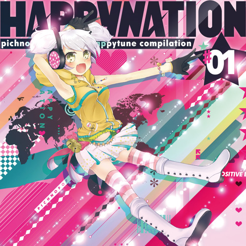 HAPPYNATION #01 Preview MEGAMIX