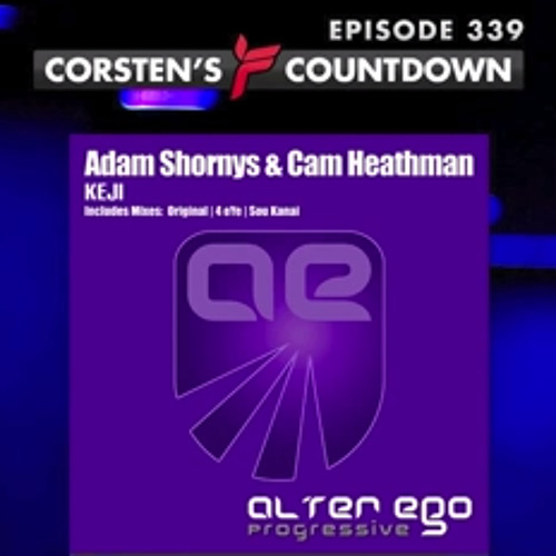 Adam Shornys & Cam Heathman - Keji (Corstens Countdown rip)