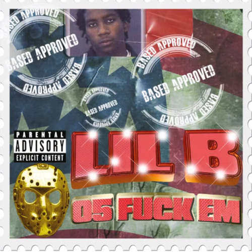 Lil B - Pixar (prod. Larry Fisherman)