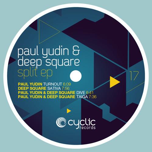 Paul Yudin & Deep Square - Taiga (CYC17)