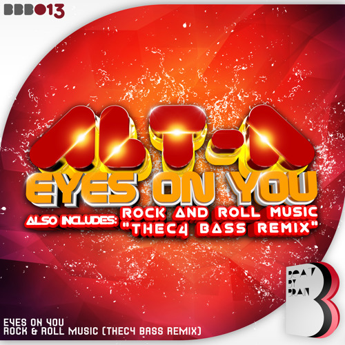 Alt-A - Eyes on you * TOP56 Beatport