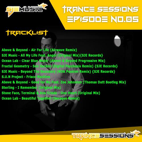 SJE Music Trance Sessions #7 (TS#7) (SJE Music 2013) - **FREE DOWNLOAD MP3**