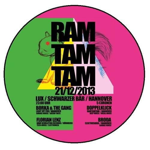 "Borka & The Gang (DJ-SET) ""Ram Tam Tam"" | Lux-Club Hannover - 21.12.2013"