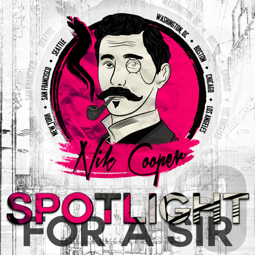 Nik Cooper's Spotlight - Top Electro House #1 - 001