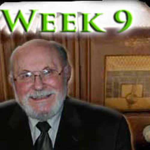 Given O. Blakely - Radio Sermons - Week #9