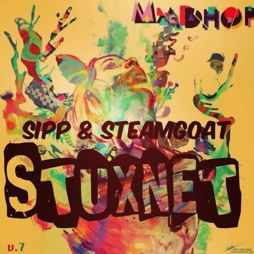 Sipp & Steamgoat - Stuxnet [Mad-Hop vol.7]